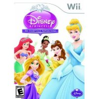 Disney Princess My FairyTale Adventure Wii Game for $19.99 Shipped