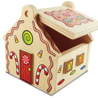 FREE Lowes Workshop | Gingerbread House