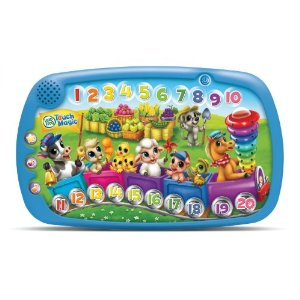 LeapFrog Touch Magic Counting Train