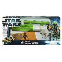 STAR WARS Electronic Blaster for $10.76 Shipped