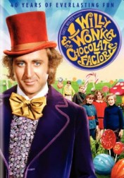 Willy Wonka & Chocolate Factory DVD