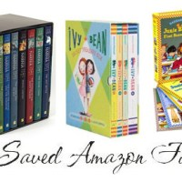 Amazon Deals on Childrens Book Sets