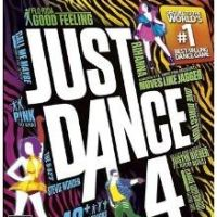 Just Dance 4 for Wii, XBox and Playstation for only $22.99