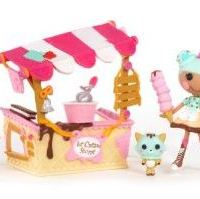 Mini Lalaloopsy Playset – Scoops Serves Ice Cream for $5.99 shipped