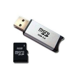 Micro SD Card USB Adapter