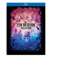 Tim Burton Collection Blu Ray for $28.99 Shipped
