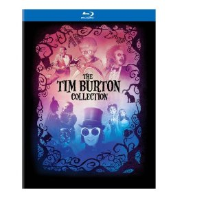 Tim Burton Collection Blu Ray