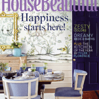 House Beautiful Magazine for Only $4.99 per Year!