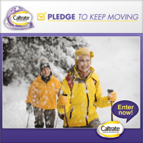 Caltrate Sweepstakes