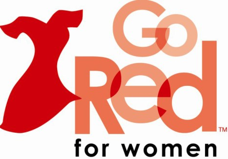 FREE Go Red For Women pin