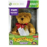 Kinectimals FAO Schwarz Bear Bundle For $14.50 Shipped