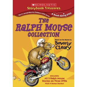 The Ralph Mouse Collection DVD