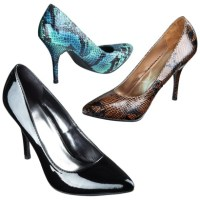 Womens Mossimo Vivian Pointy Heels for $20 Each Shipped