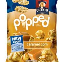 Small Steps to a Healthier Lifestyle Quaker Popped Rice Snacks + $1,000 Gift Card Giveaway!