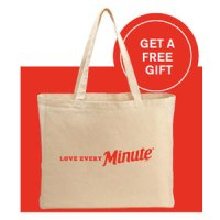 Rebate | FREE Tote Bag wyb any Minute Rice Product