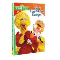 Sesame Street Kids Favorite Songs DVD for $4.96 Shipped