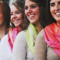 Reversible Infinity Scarves For $15 Each