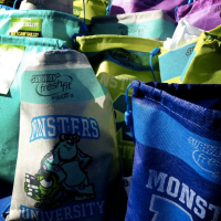 Monsters University Themed Fresh Fit for Kid's Meals NOW at Subway!