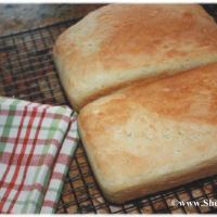 She Bakes! Recipe Share: Homemade Easy Bread
