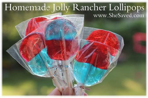 Jolly Rancher Pops 2