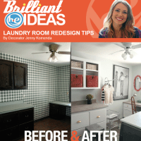 Laundry Room Tips for a Brilliant HE Clean with Tide, Maytag and Home Depot + $50 Home Depot Gift Card Giveaway #BrilliantHEClean