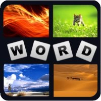FREE Android App   4Pics 1Word