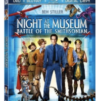 Night at the Museum Battle of the Smithsonian For $10.07 Shipped