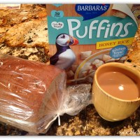 Barbara's Puffins Cereal Review + Giveaway