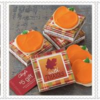 Cheryls | Fall & Pumpkin Cookie Greetings As Low As $5 Shipped