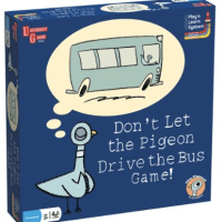Don't Let the Pigeon Drive the Bus Game For $7.90 Shipped