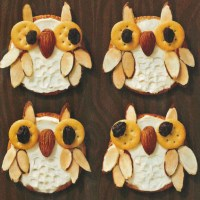 Owl Crackers | Fun Fall Snack