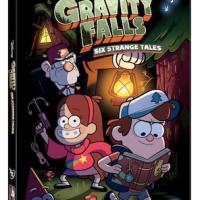 Disney Gravity Falls: Six Strange Tales DVD Review + Giveaway