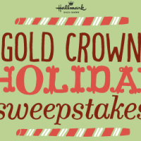 Hallmark Gold Crown Holiday Sweepstakes