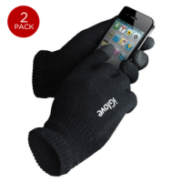 Touch Screen Gloves 2 Pack For $8.99