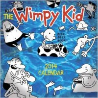 Wimpy Kid 2014 Calendar For $12.47 Shipped
