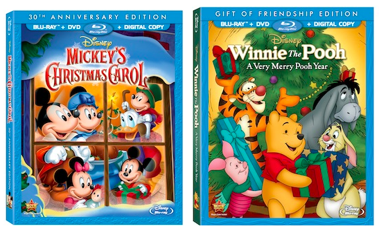 Mickeys Christmas Carol Dvd.Two Great Disney Holiday Dvds Mickey S Christmas Carol And