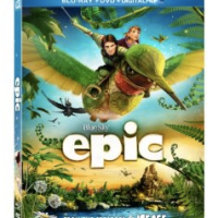 Epic Blu-ray / DVD Combo For $16.99 Shipped