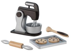 KidKraft Espresso Baking Set
