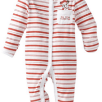 Minnie Mouse My First Christmas Romper For $6.88 Shipped