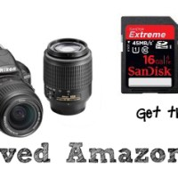 Nikon D3100 For $496.95 Shipped + Free Memory Card And Bag