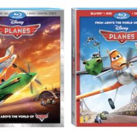 Disney Planes DVD Review