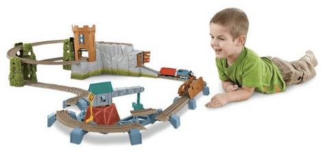 Thomas The Train TrackMaster Castle Quest Set