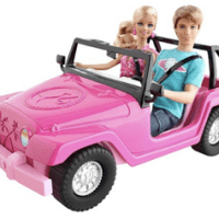Barbie and Ken Beach Cruiser For $16.49 Shipped