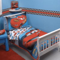 Disney Cars Toddler Bedding Set For $23.99 Shipped