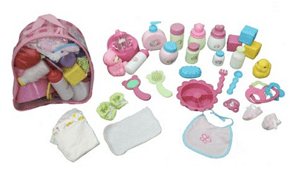 Doll Care Set