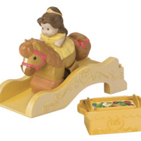 Little People Disney Belle For $6.15 Shipped