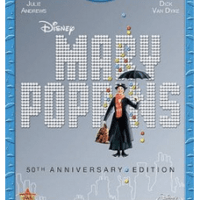 Mary Poppins Celebrates 50 Years DVD Blu-ray Combo Pack Review + Giveaway #DisneyFrozenEvent