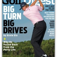 Golf Digest Magazine for Only $4.50/Year!