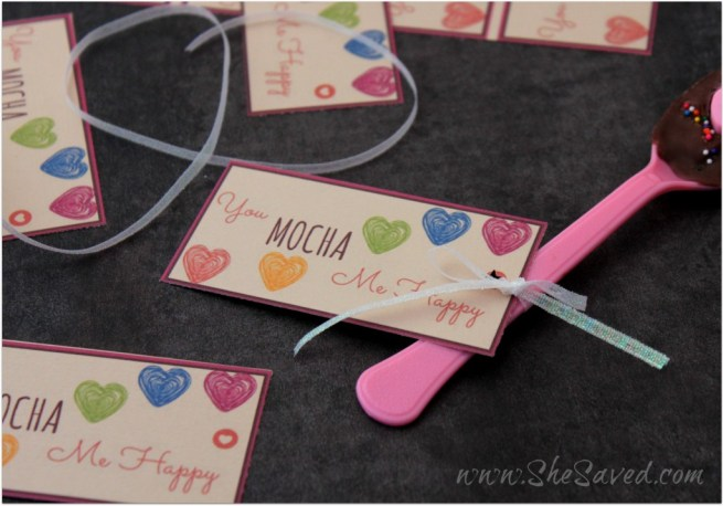 Printable Valentine's Day Gift Tags