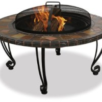 UniFlame Firepit For $129.99 Shipped